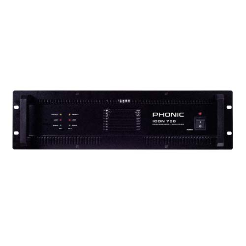 Усилвател Phonic ICON 700  От Аудиосфера ЕООД