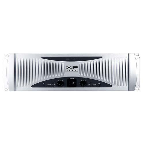 Усилвател Phonic XP 2000  От Аудиосфера ЕООД