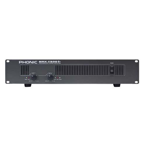 Усилвател MAX 2500 Plus От Аудиосфера ЕООД
