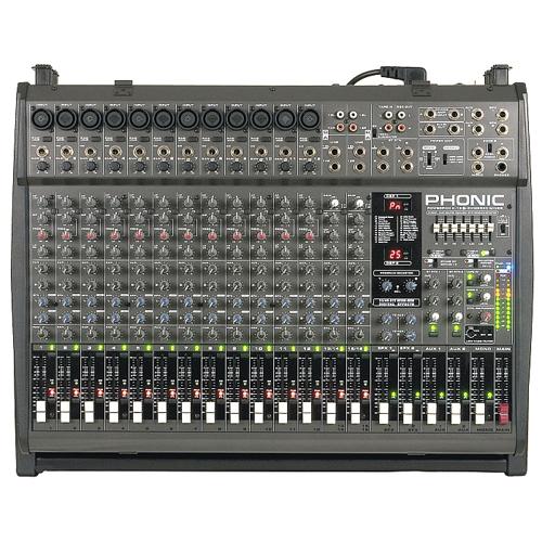 Смесителен пулт  Ponic PowerPod К-16 От Аудиосфера ЕООД