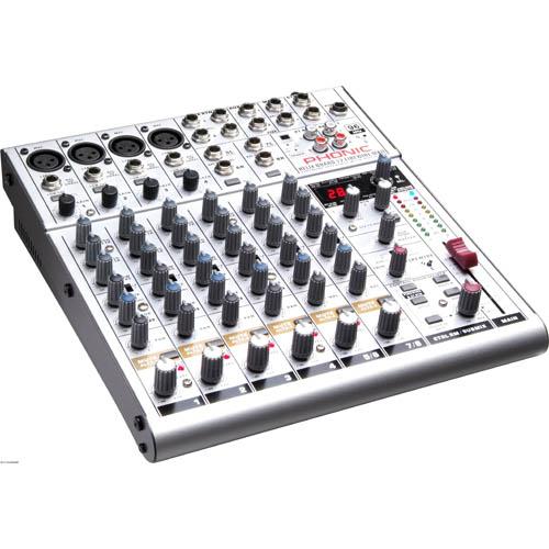 Смесителен пулт Phonic Helix Board 12 FireWire MKII От Аудиосфера ЕООД