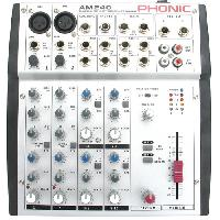 Смесителен пулт  Phonic AM 240  От Аудиосфера ЕООД
