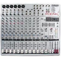 Смесителен пулт Phonic AM 642D  От Аудиосфера ЕООД