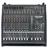 Смесителен пулт Phonic PowerPod 1860Plus От Аудиосфера ЕООД