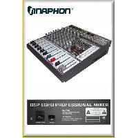 Смесителен пулт Naphon E8 От Аудиосфера ЕООД