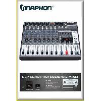 Смесотелен пулт Naphon E12 От Аудиосфера ЕООД