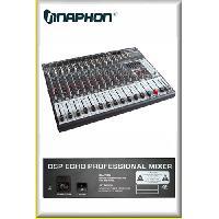 Смесителен пулт Naphon E16 От Аудиосфера ЕООД