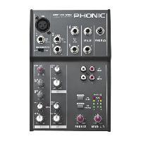 Смесителен пулт Phonic AM 120MKII От Аудиосфера ЕООД