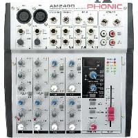 Смесителен пулт Phonic AM 240D  От Аудиосфера ЕООД
